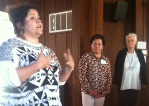 Maria Niggle, Socorro Romo and Bonny White describe impressive new Latino Engagement efforts.