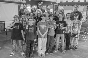 Bolinas- Stinson 4th grade philanthropists