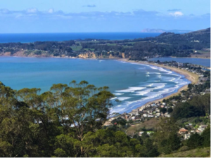 Stinson-Bolinas lagoon and beaches, photo by Clint Graves